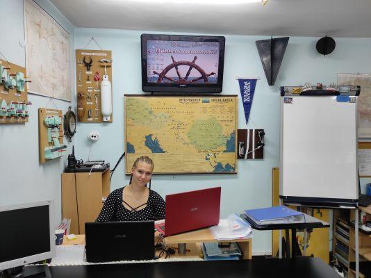 Теодора Рибарова - технически сътрудник